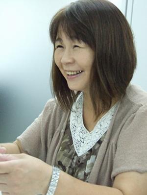 井坂明美さん