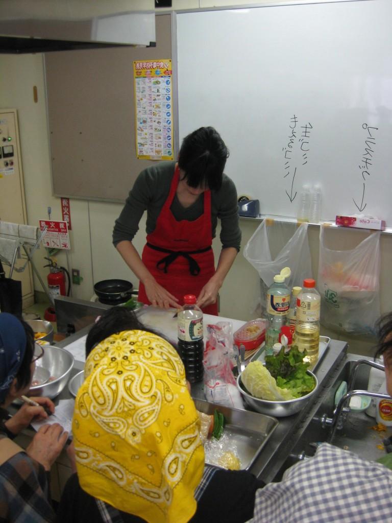 料理教室y