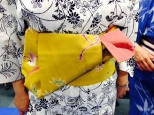 貝の口黄色帯【ブログ】