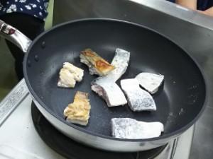 鯖炒め【3】